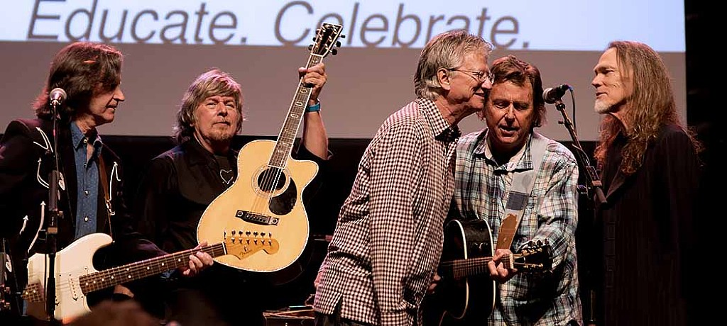Poco, Firefall, NG Dirt Band in Colorado Hall Of Fame Induction